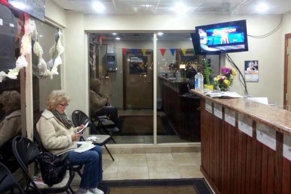 Maks Auto Repair Waiting Room
