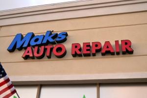 Contact Maks Auto Repair