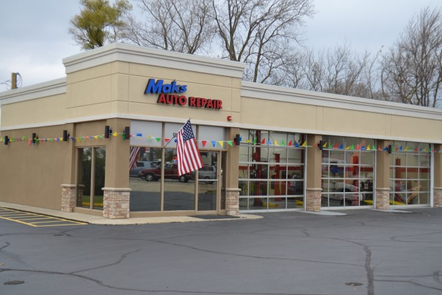 Maks Auto Repair Streamwood IL
